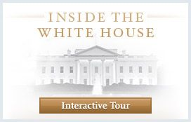 Tours of The White House: request tour from member of congress (details and regulations) Tuesday-Thursday 7:30-11:30, Friday 7:30-1:30