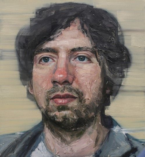 Colin Davidson - Gary Lightbody (Between The Words 2013) 2013 oil on linen 127 x 117 cm