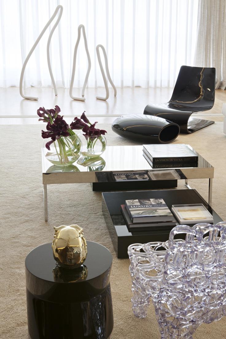 Apartamento Moema por Fernanda Marques