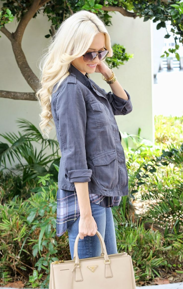 A Spoonful of Style: Transitional Plaid...