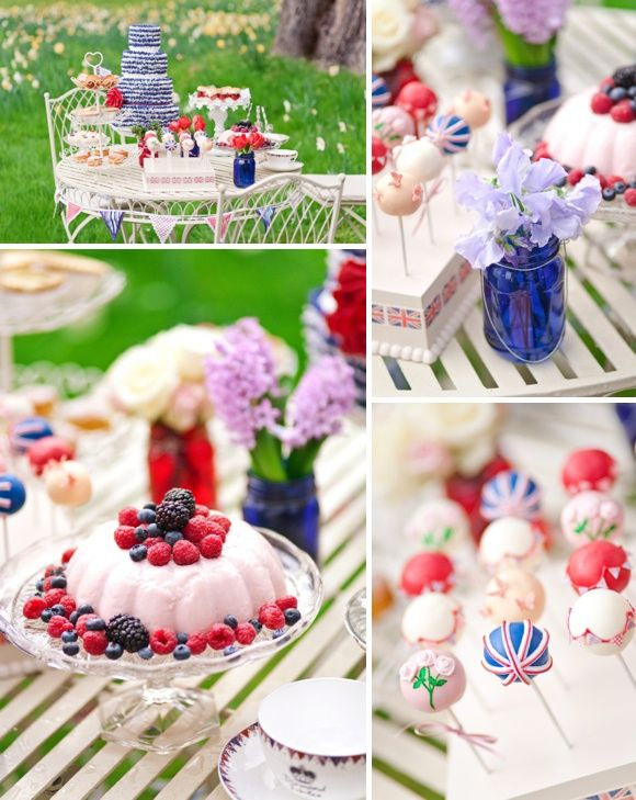 july 4th wedding reception
