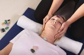 Image result for healing hands with crystals
