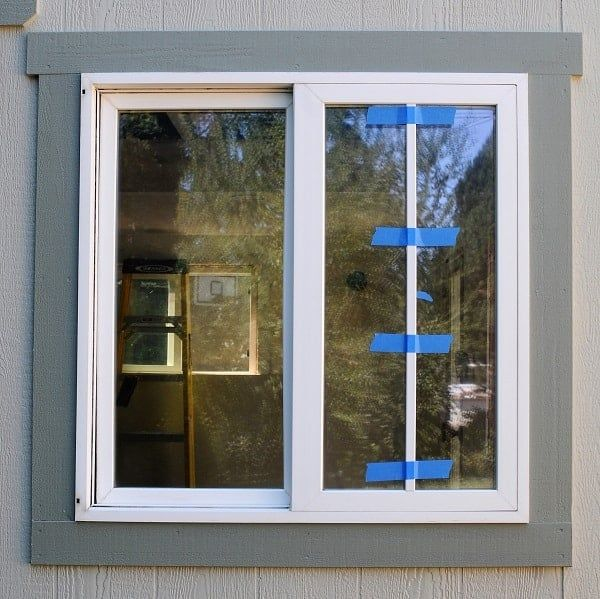 Diy Window Grilles How To Add Window Grids In 2020 Window Grids Diy Window Windows