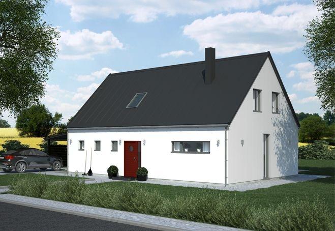 Dast Arkitekthus Bygga villa Stenhus Skånelänga Husföretag