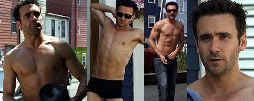 Watch Republic of Doyle for the fine dramedy goodness and how Jake Doyle takes his shirt off every third episode IN THE NAME OF INVESTIGATION.