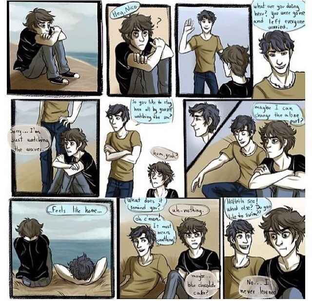 Part 1/3. Don't know if this is Percico or bromance but its actually really cute.