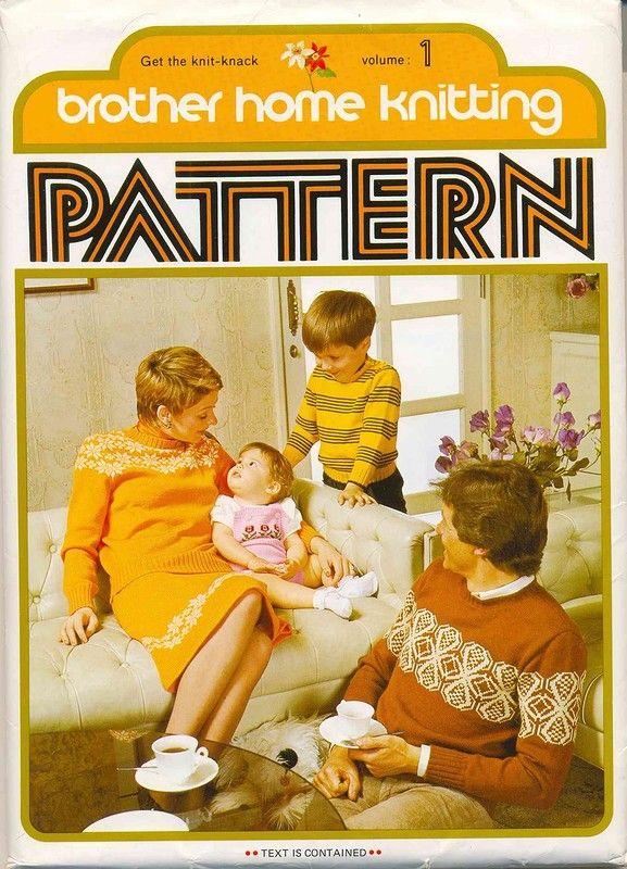 Книга: Машинное вязание. Brother home knitting - Вяжем сети, спицы и крючок - ТВОРЧЕСТВО РУК - Каталог статей - ЛИНИИ ЖИЗНИ