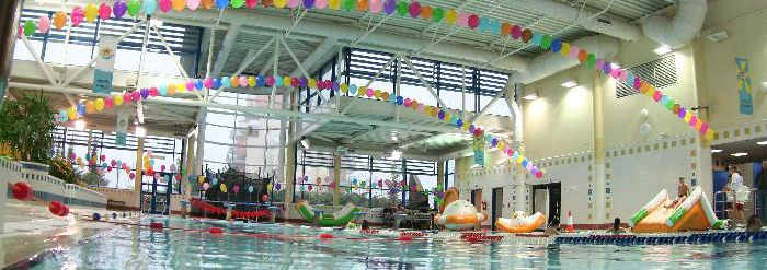 Narozeninové párty - Lagoon Letňany