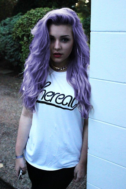 I could never pull this off, but I think it's really pretty!