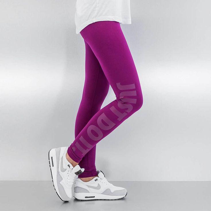 Nike #leggings #sport #violet #justdoit #nike #femme
