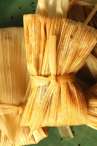 Tutorial: How to make Tamales