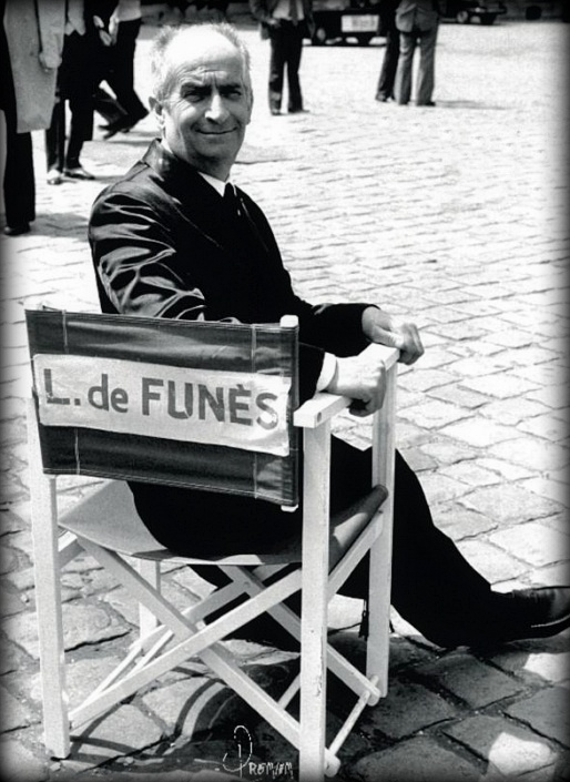 Louis de Funès                                                                                                                                                                                 Plus