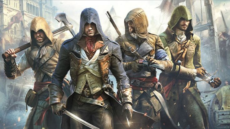 Become a Master Assassin in Assassin's Creed: Unity Bastille Edition on PlayStation 4, which includes bonus missions, an artbook and more!