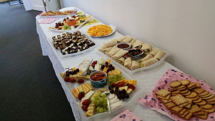 Yummy nibbles by Granary Cafe Waterford — at Garter Lane Arts Centre.