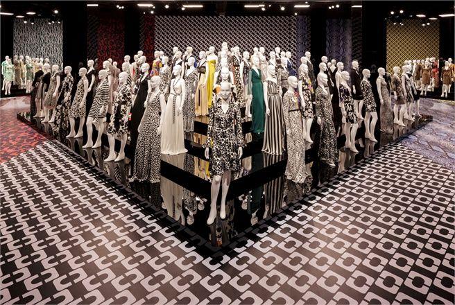 Journey of a dress, il mondo di Diane von Fürstenberg in mostra | kalapanta.it