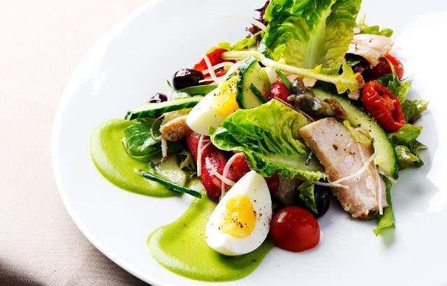Salade Niçoise - Pascal Aussignac : greatbritishchefs