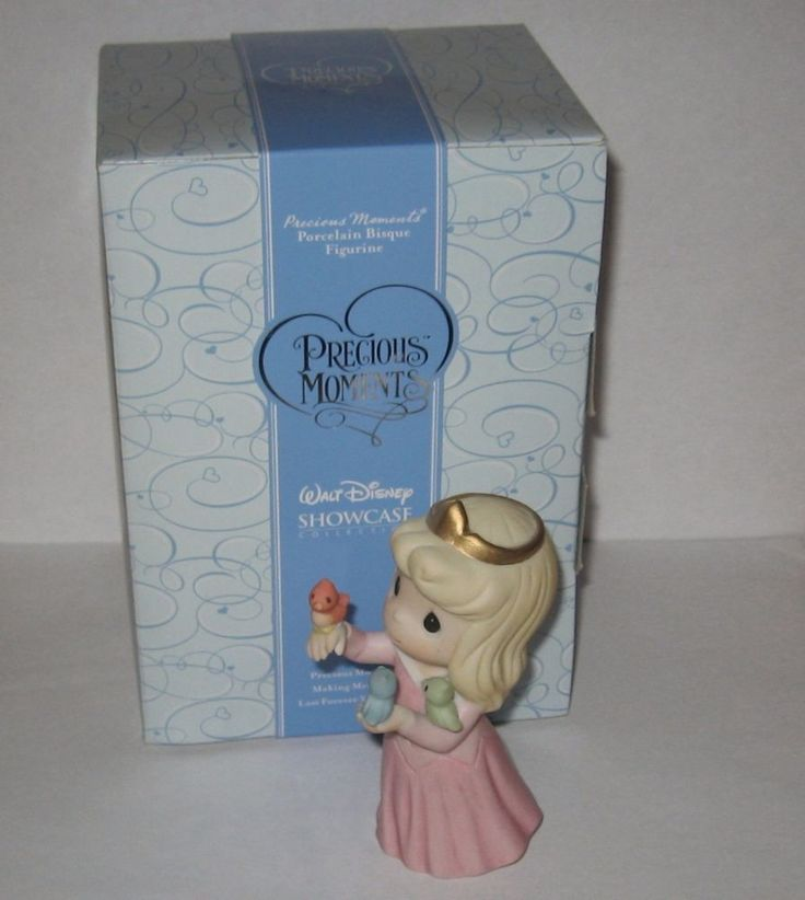 Precious Moments Disney Showcase Sleeping Beauty Your Sweet Song Fills The Air