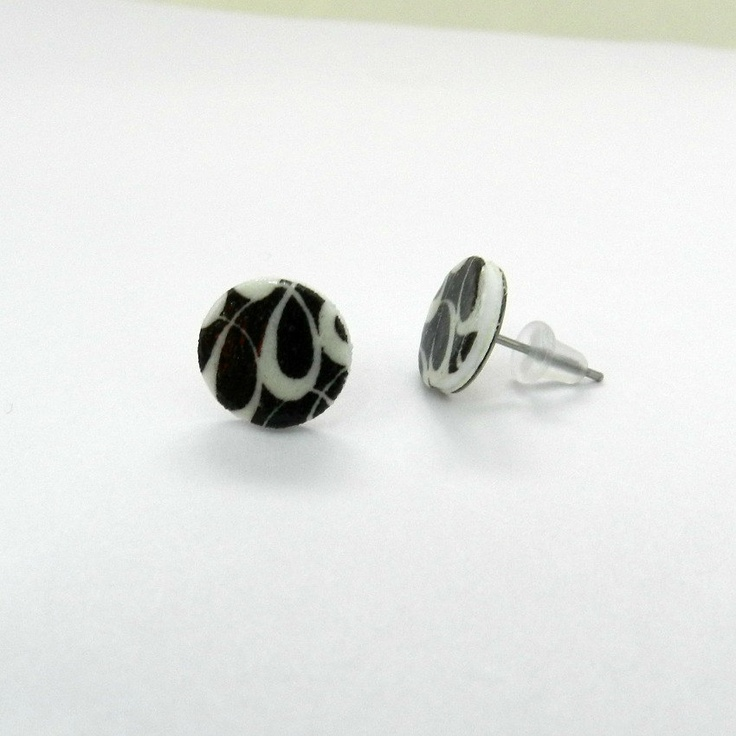 by caflon ear surgical com earrings studs metal steel tlel colors pair dp white piercing mixed plastic amazon