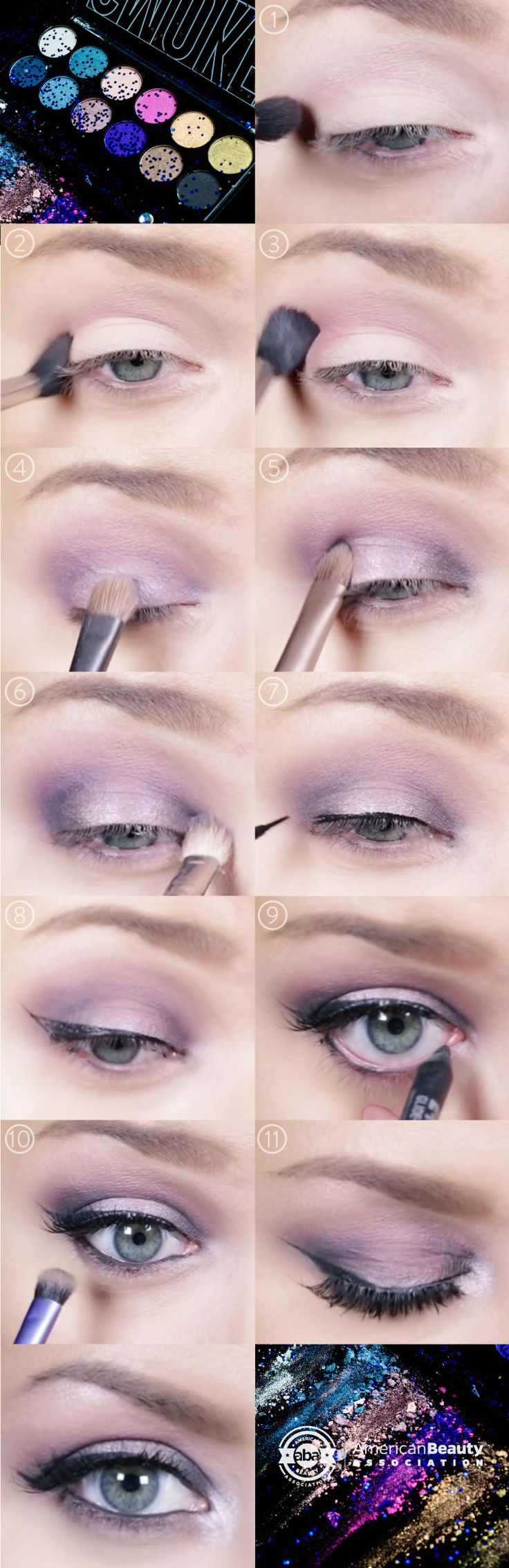 how to take eyeshadow out of a palette