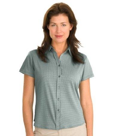 $27.74 + $3.23 shipping Ladies Herringbone Sport Shirt