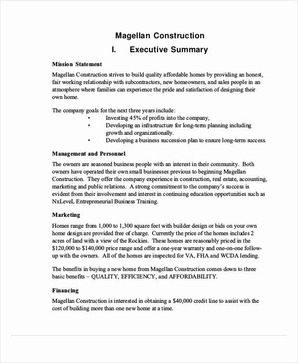 Construction Project Proposal Template Inspirational 50 Business Proposal Examp Business Proposal Format Business Proposal Template Writing A Business Proposal