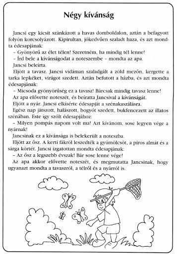 szövegértés 2. osztály - Ágota Panyi - Picasa Webalbumok