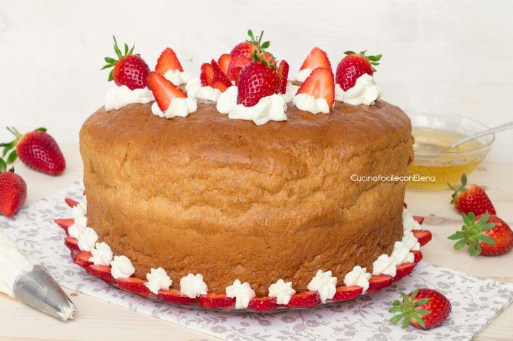 Torta babà - Ricetta facilissima passo passo