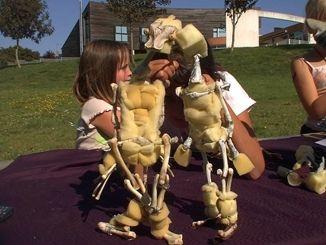 ateliers marionnettes enfants bretagne