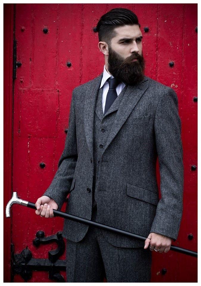 Chris John Millington for Walker Slater Menswear A/W13  Photography: Radek Nowacki
