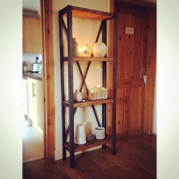 1000 ideas about metal shelving units on pinterest. Black Bedroom Furniture Sets. Home Design Ideas