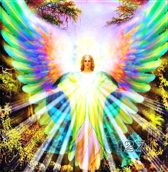 Image result for archangels and colors