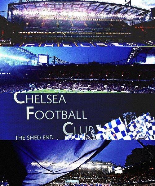 Chelsea Football Club... ♥