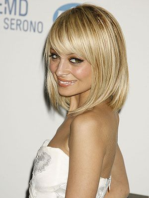 The Scoop on Nicole Richie's New Do   Style News – StyleWatch – People.com