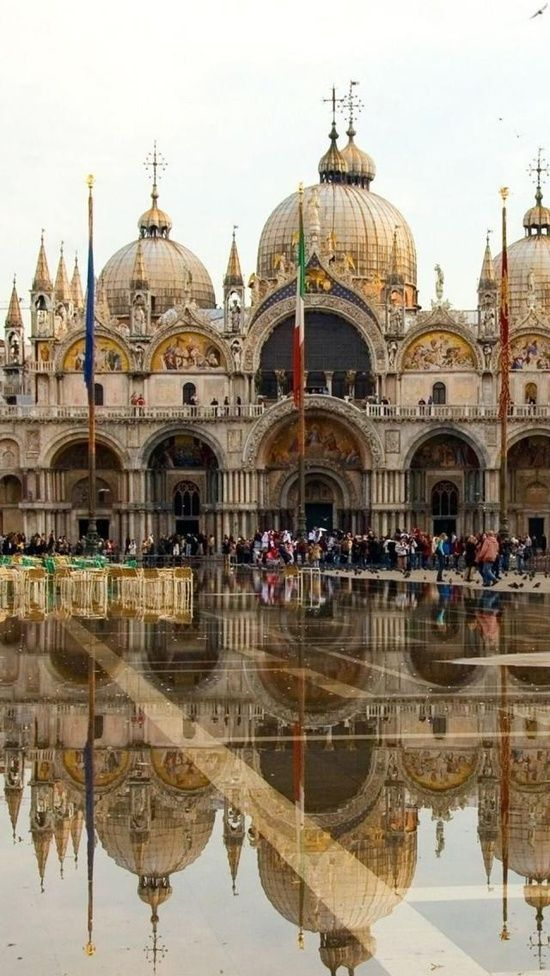 St Mark's Square of Venice, Italy | See More Pictures | #SeeMorePictures