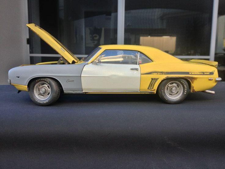 Camaro Fixer Upper: Https://www.facebook.com/CustomWrecks Great Detailed