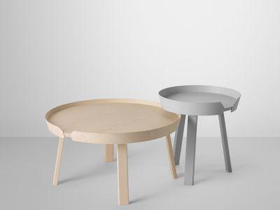 Table basse Around Large / Ø 72 x H 37,5 cm - Muuto