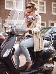 Resultado de imagem para scooter girls life style