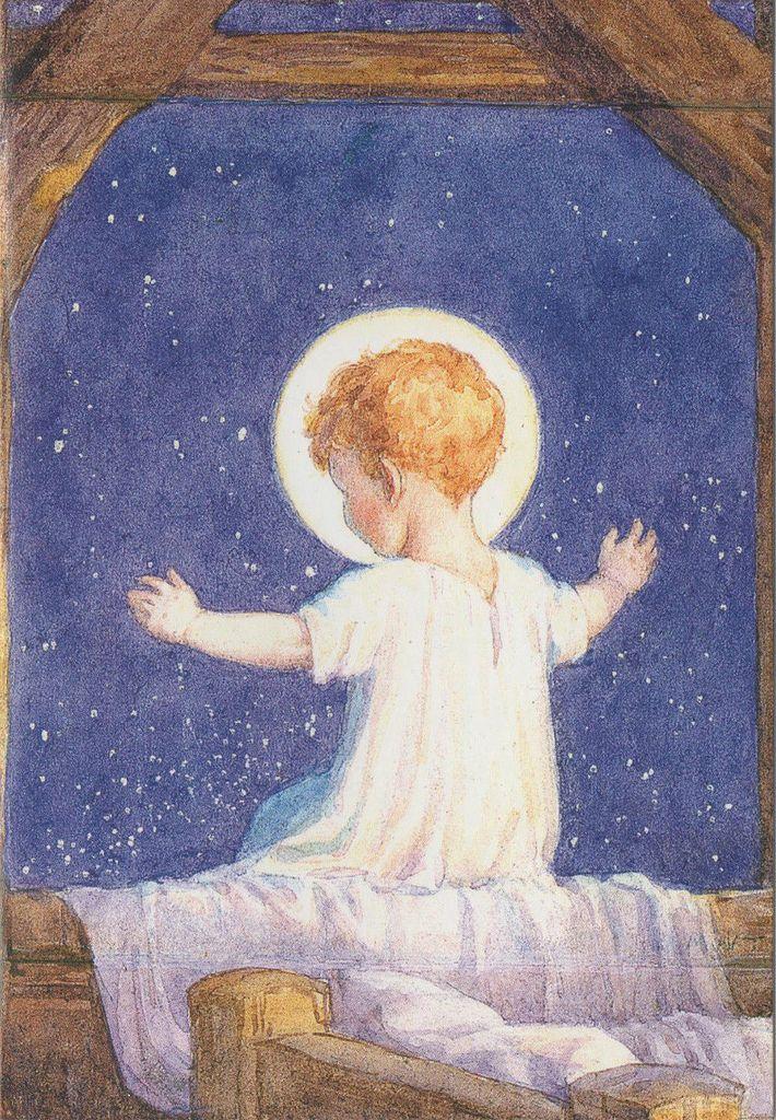 Margaret Tarrant Christmas Card ♥
