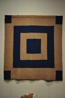 Medaillon Quilt | welsh quilt