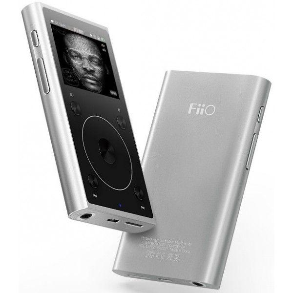 REPRODUCTOR FIIO X1-2ND. Rueda de control táctil, compatibilidad con auriculares Apple y Anndroid, capacidad de almacenamiento de 256GB. Chip PCM5242, más avanzado y de mayor rendimiento, que ofrece un sonido más puro y definido. Ruido y distorsión ultra bajos e imperceptibles por el oído humano. Etapa de amplificación OPA2322. #FiiO #AudioPortatil