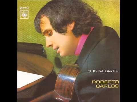 Roberto Carlos  1968 completo (LP O INIMITÁVEL)  CBS 37585, dezembro