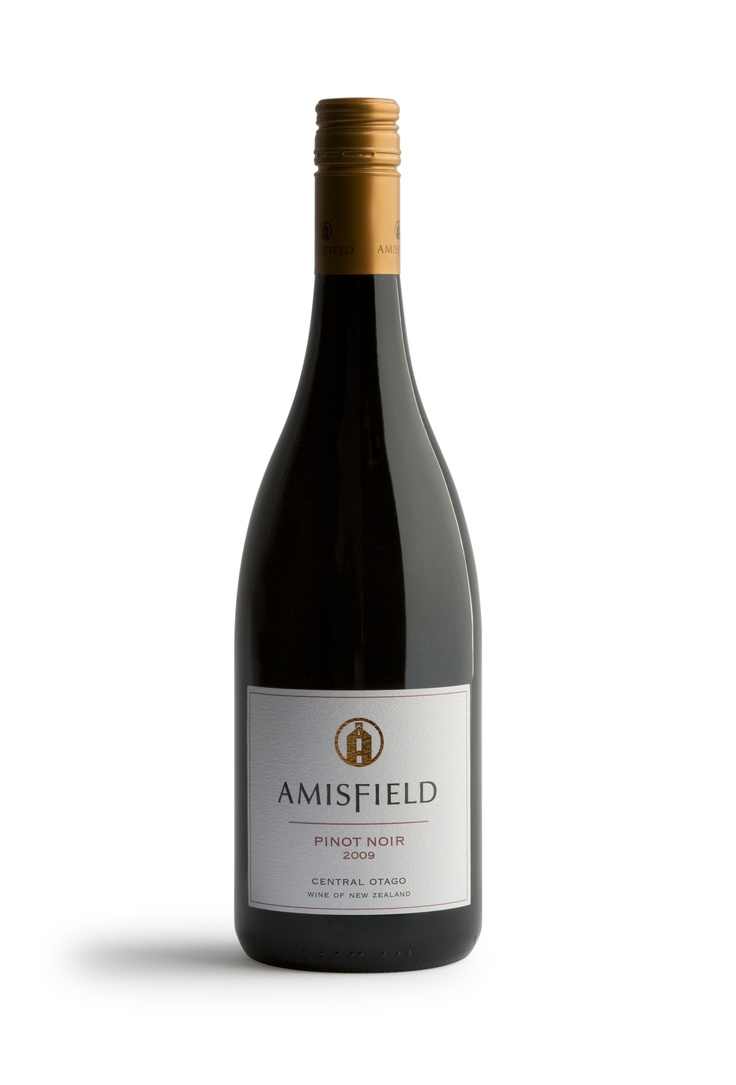Our flagship - the Amisfield Pinot Noir 2009