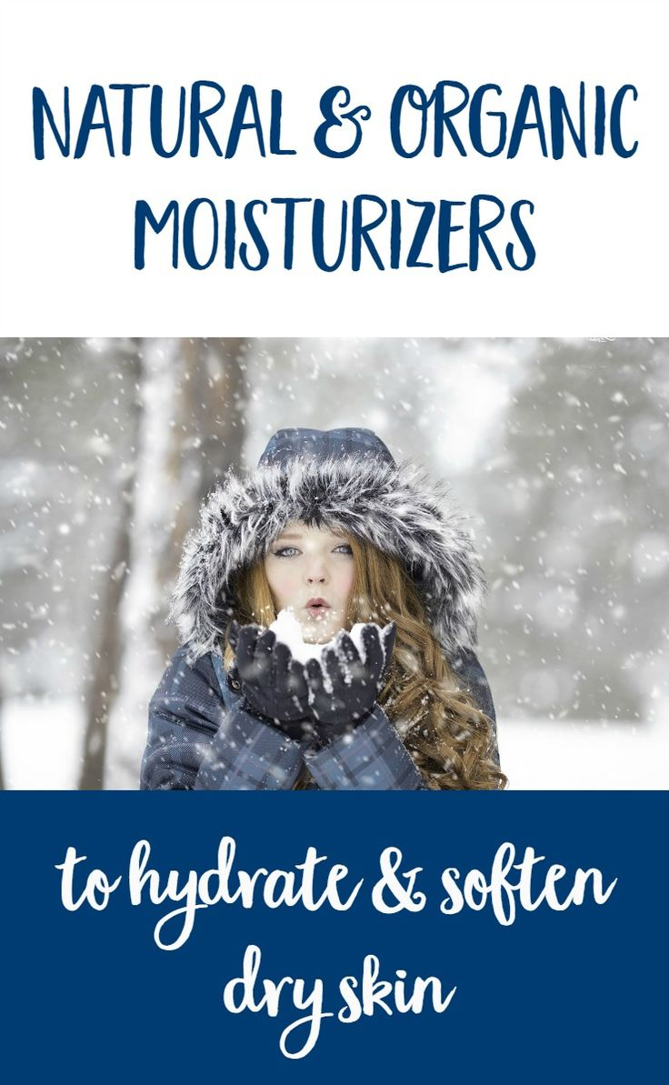 Favorite natural & organic moisturizers to hydrate and soften dry skin. | Clean Beauty | Safer Products | Non Toxic | via @mindfulmomma