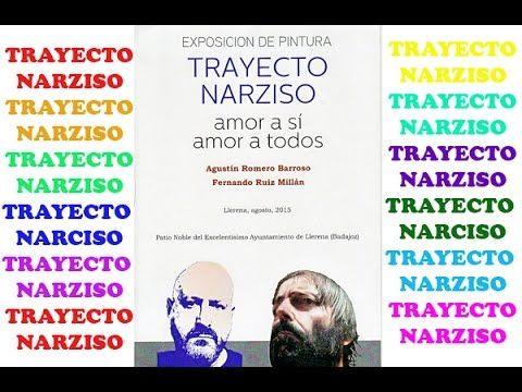TRAYECTO NARZISO - EXPOSICIÓN DE PINTURAS