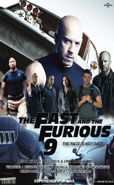 FAST AND FURIOUS 9 Going To Release – Official Trailer ...
