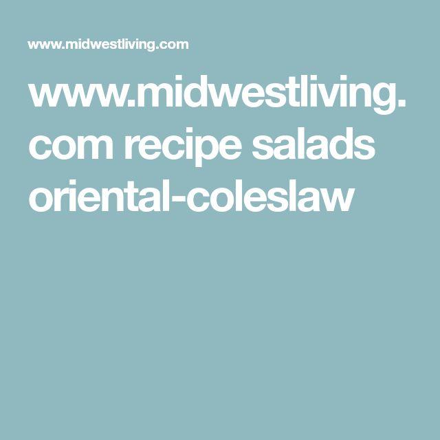 www.midwestliving.com recipe salads oriental-coleslaw