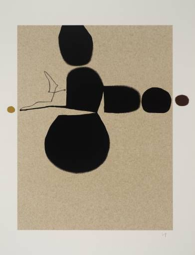 Victor Pasmore, 'Points of Contact No. 24' 1974