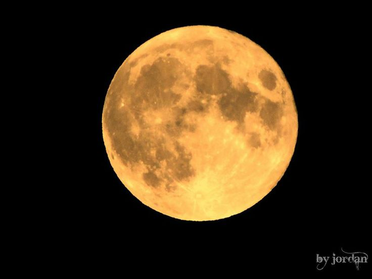 #fullmoon #moon #yellow