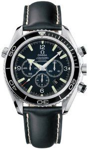 Omega Seamaster Planet Ocean Mens Watch 2910.50.81 Omega. $5195.00. Rubber - Black band. 45mm case dimension. Black dial. Automatic Chronometer movement. Stainless Steel case. Save 25% Off!