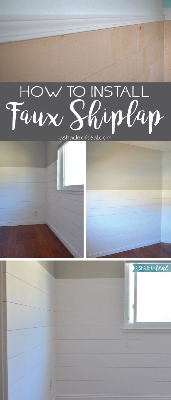 1000 Images About Shiplap On Pinterest